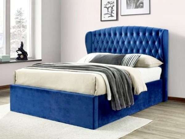 wingchester saphire bed