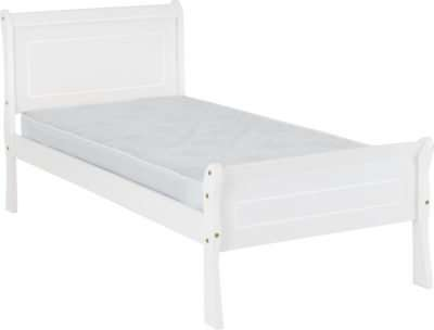 Georgia 3′ Sleigh Bed