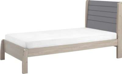 Nevada 3' Bed Grey