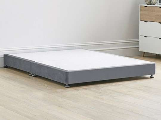 Low Divan Bed Base