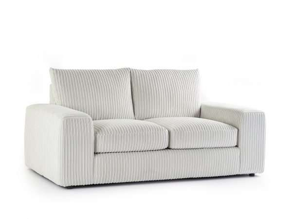 Champion 2 Seater sofa Jumbo Cord Cream